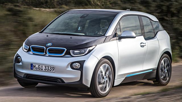 Egy BMW i3-as még belefér a keretbe, amire igényelhetünk állami támogatást