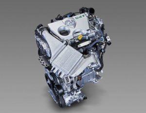 Az 1.2-es, 114 lóerős, turbós benzinmotor