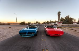 Plymouth Superbird/Dodge Daytona