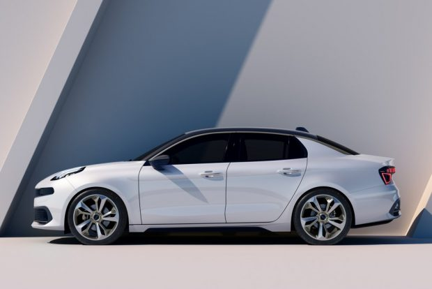 Lynk&Co. Concept 03