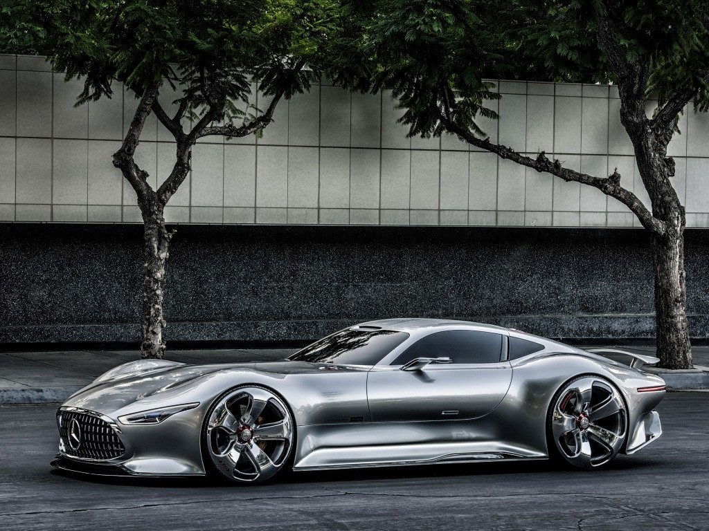 Mercedes-AMG Project One plug-in hibrid