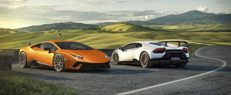 Huracan LP640-4 Performante