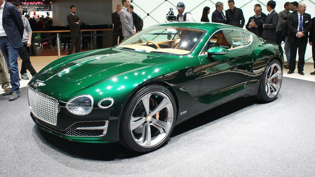Bentley Speed 6 konceptautó