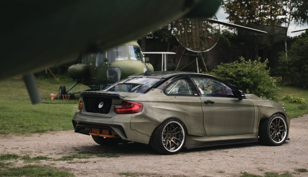 BMW M2 Drift