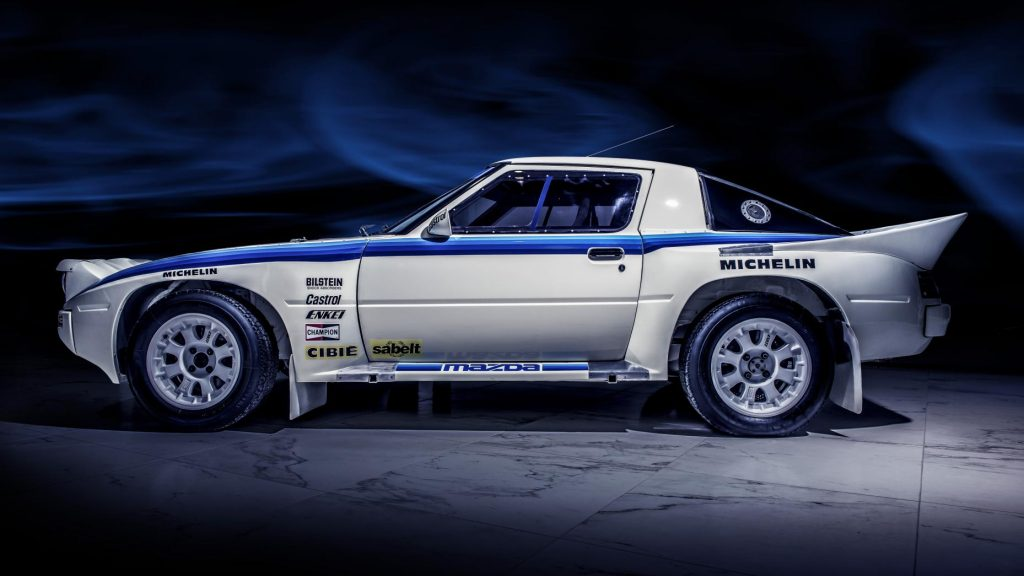 Mazda RX 7 Group B