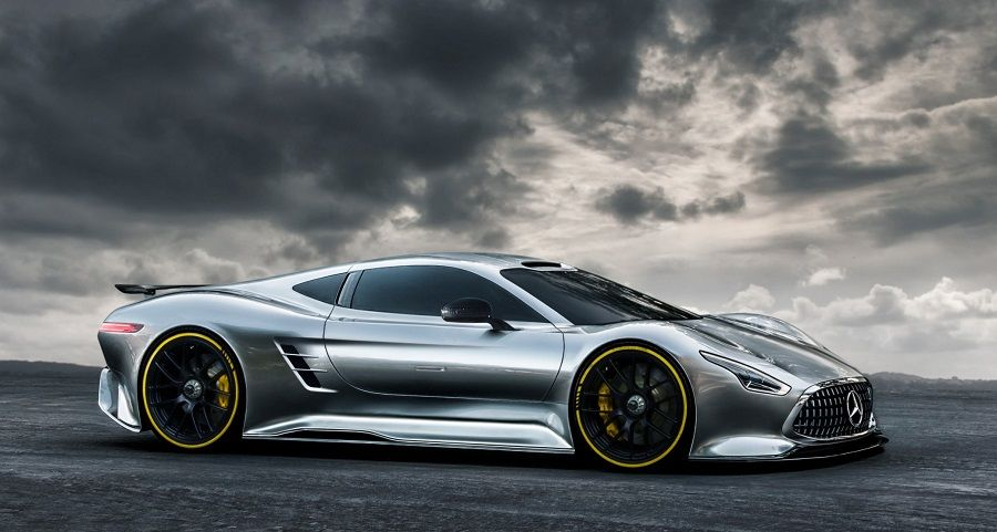 Mercedes-AMG Project One hibrid autó