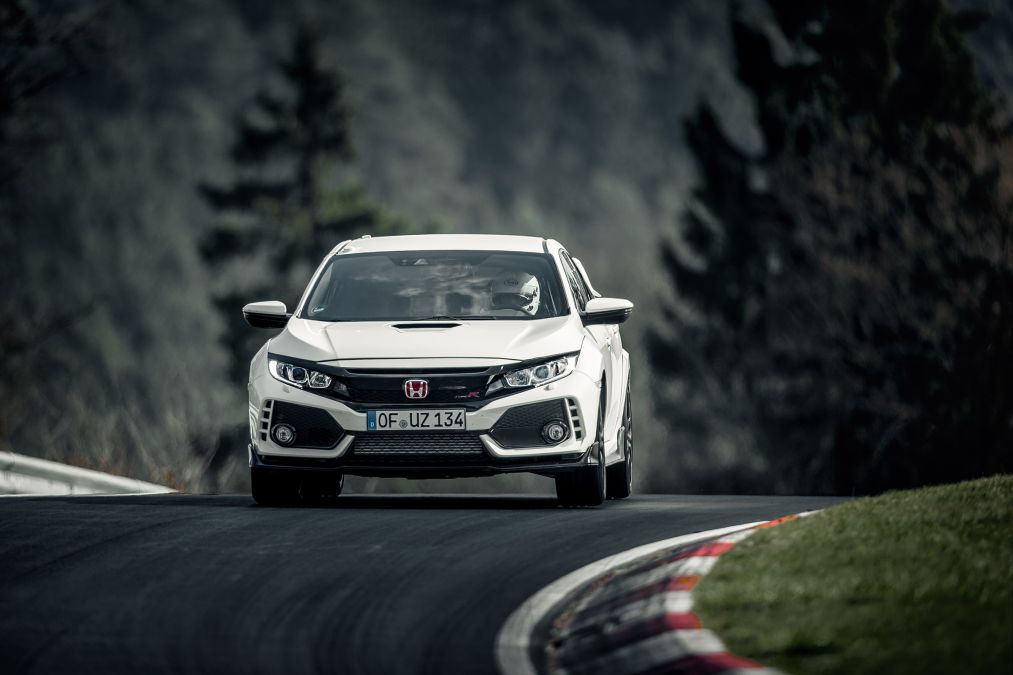 Honda Civic Type R Nürburgring