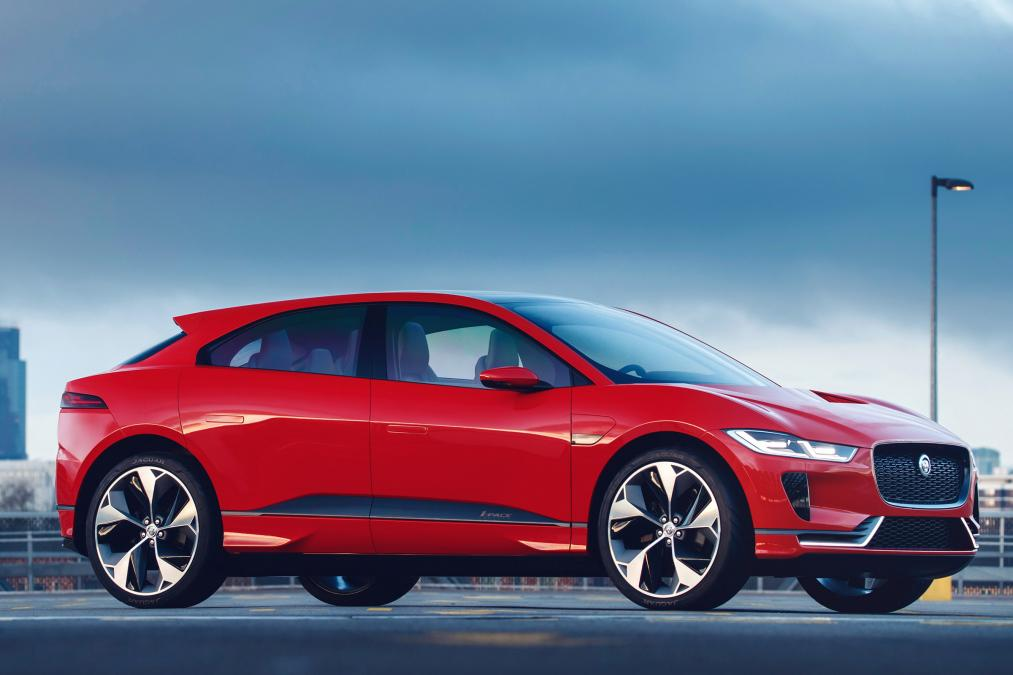 I-pace SUV