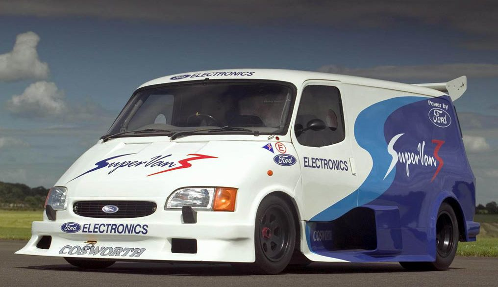 1994 Ford Supervan 3