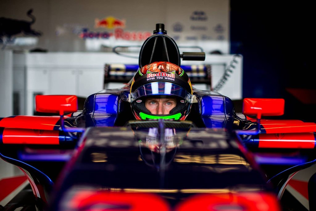 "Brendon Hartley: ""Welcome on board""!"