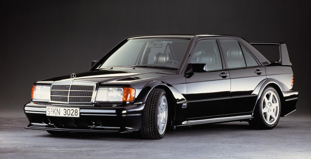 Mercedes 190e 2.5-16 Evolution