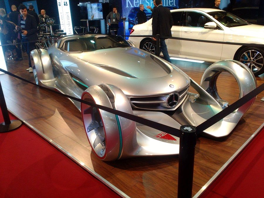 Mercedes-Benz Silver Arrow az Automotive-on