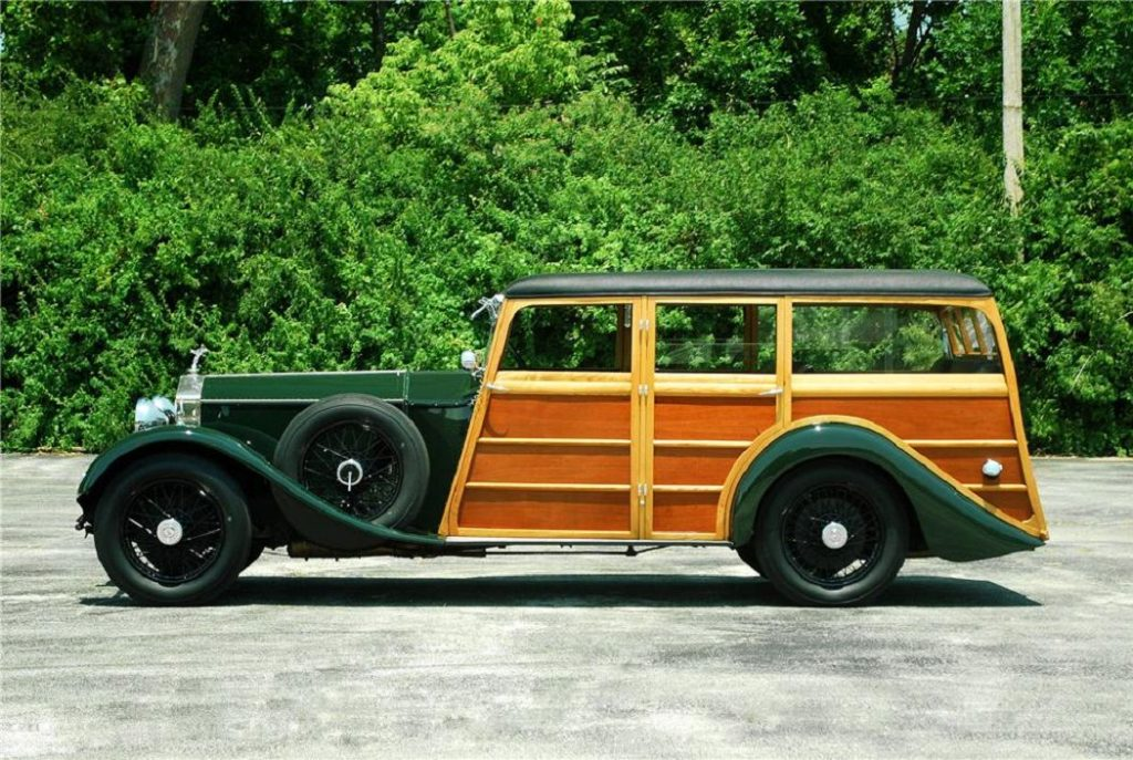 1930 Rolls Royce Phantom II Shooting Brake