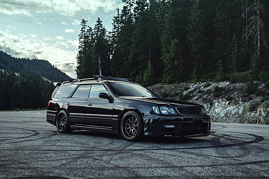 Nissan Stagea WC34 Series 1-es
