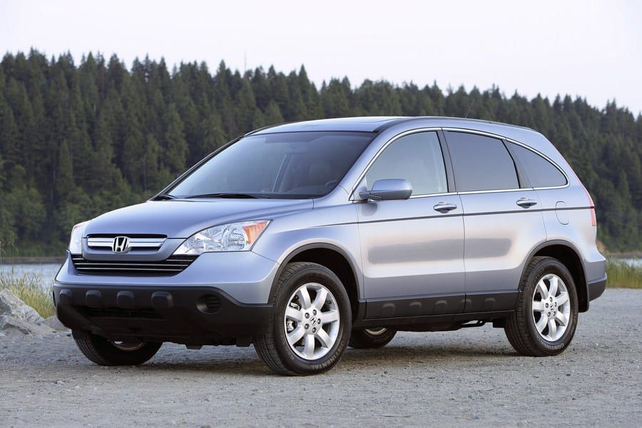 2008-as Honda CR-V
