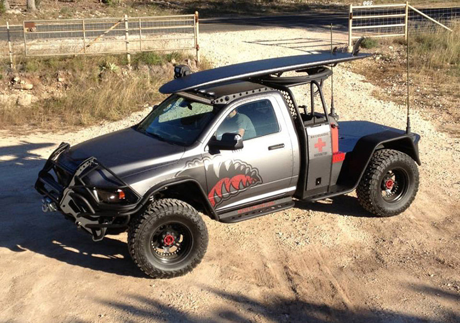 Dodge RAM 3500 by Gunner Fabrication