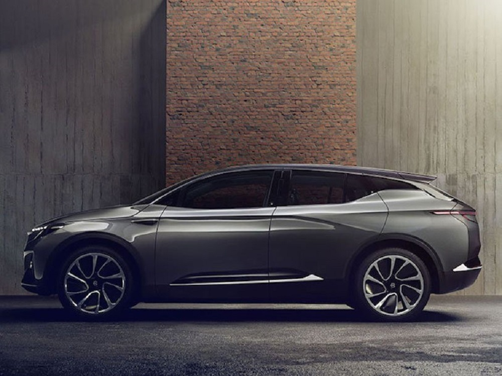 Byton all-electric SUV koncepció