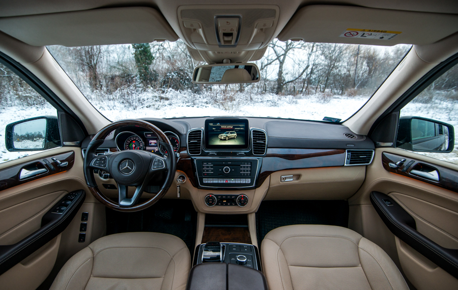 Mercedes-Benz GLS 350d