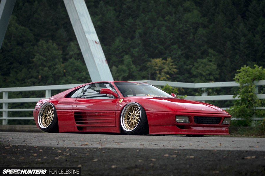 Ferrari 348 dapper team