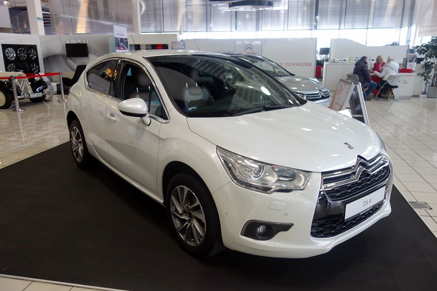 DS4 Automobil