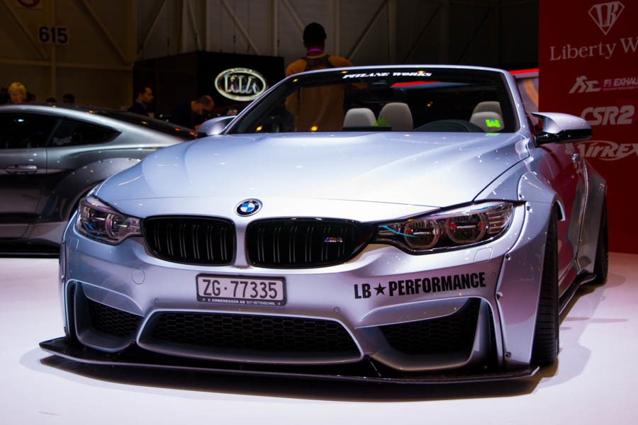 Liberty Walk BMW-tuning