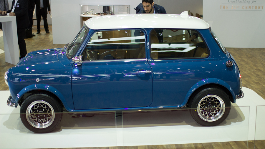 David Brown Automotive Mini