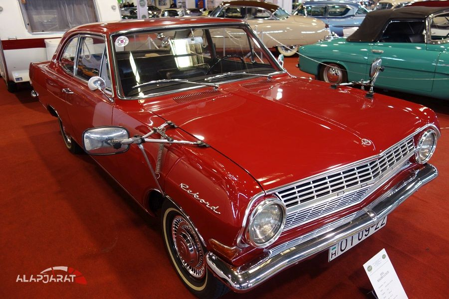 Opel Rekord A Coupe 1965