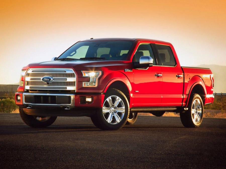 Ford F-150 2015 Ecoboost