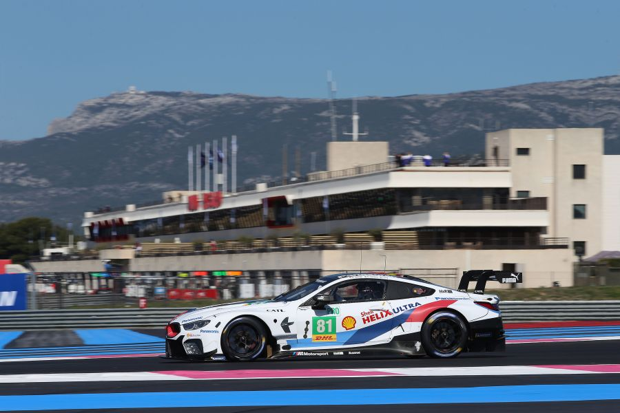 BMW M8 GTE – FIA World Endurance Champhionship