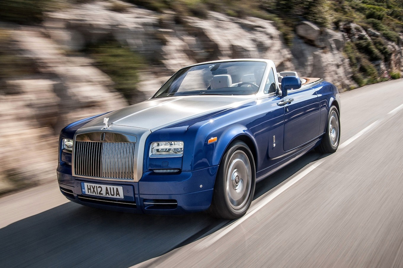 Rolls-Royce Phantom Droptop
