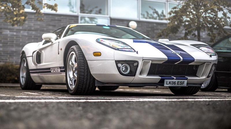 2006-os Ford GT