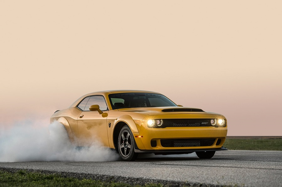 Hennessey Challenger HPE1000 gyorsulás