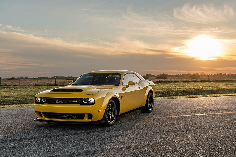 Hennessey Challenger HPE1000