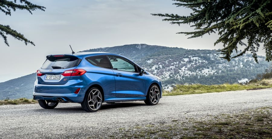 Ford Fiesta ST Ecoboost