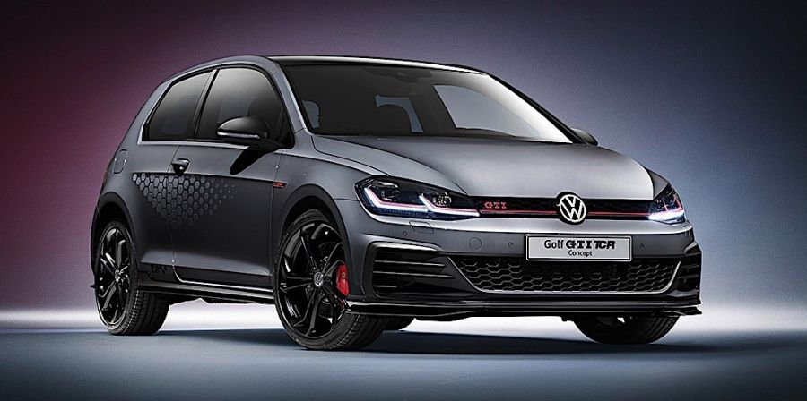 Golf GTI TCR Concept