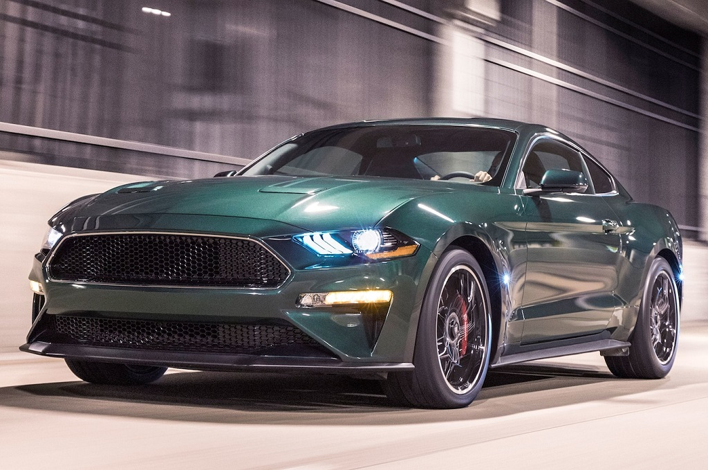 2019-es Ford Mustang