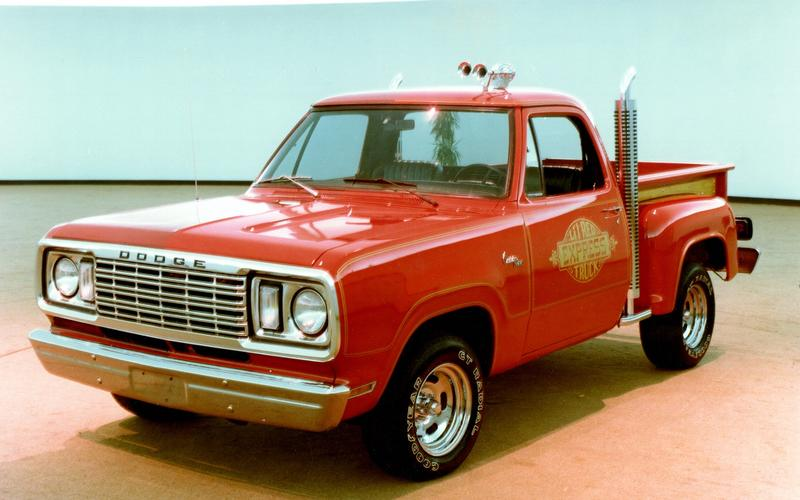 Dodge Lil' Red Truck (1978)
