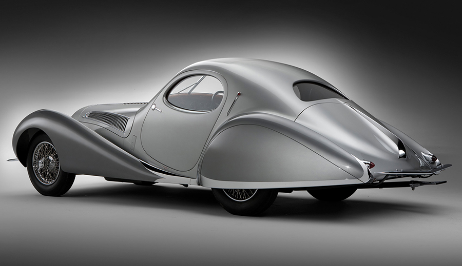 1938-as Talbot-Lago T150-C SS Teardrop