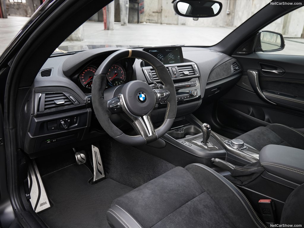 BMW M2 M Performance Parts tanulmány beltere
