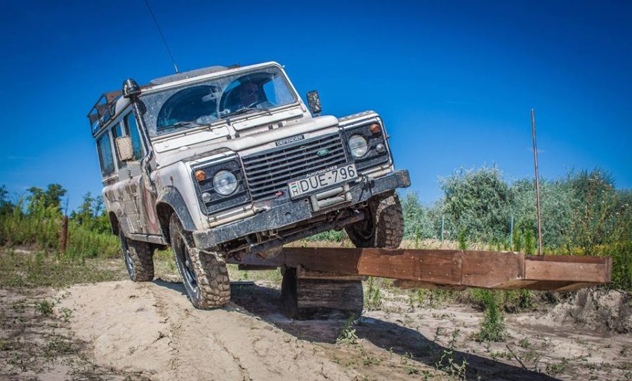 drivingcamp offroad modul