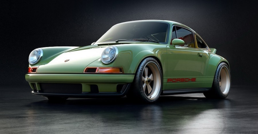 Singer-Williams Porsche 911 DLS