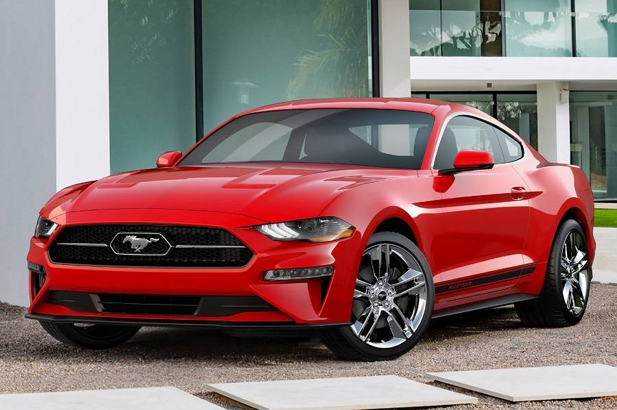 2018-as Ford Mustang EcoBoost