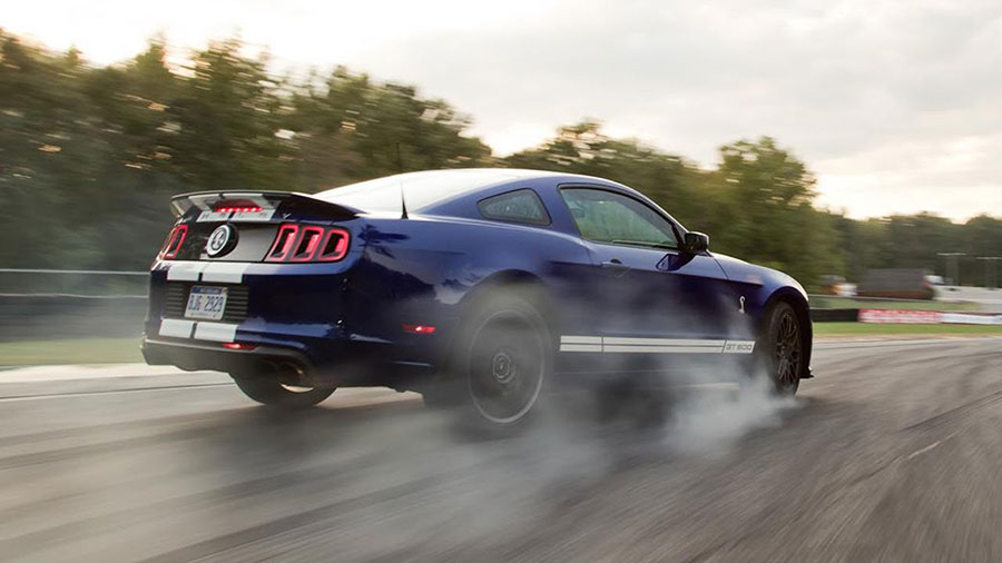 Shelby GT500 2014